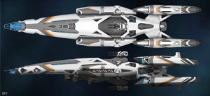 Alliance Rapier-Class Corvette