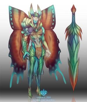[Fan Skin] Fairy King Aatrox