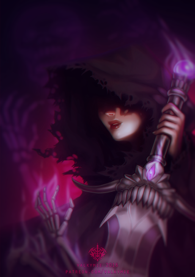Reaper by Valkymie