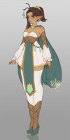 [OVER|HB:$65] August Adopt 1 by Valkymie