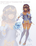 [OVER|HB:95] March Adopt #6 | Mini Auction!
