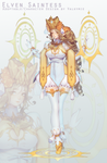 [CLOSED | Price Drop] Elven Saintess