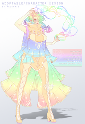 [CLAIMED] June Adopt 3 by Valkymie