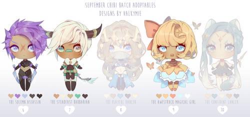 [OPEN Price Drop] Sept Batch Adopts 2