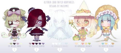 [OPEN|PRICE DROP] Oct Batch Adopts
