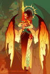[OVER] Angel of Flames Adopt
