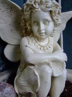 Garden Angel by cold-xx