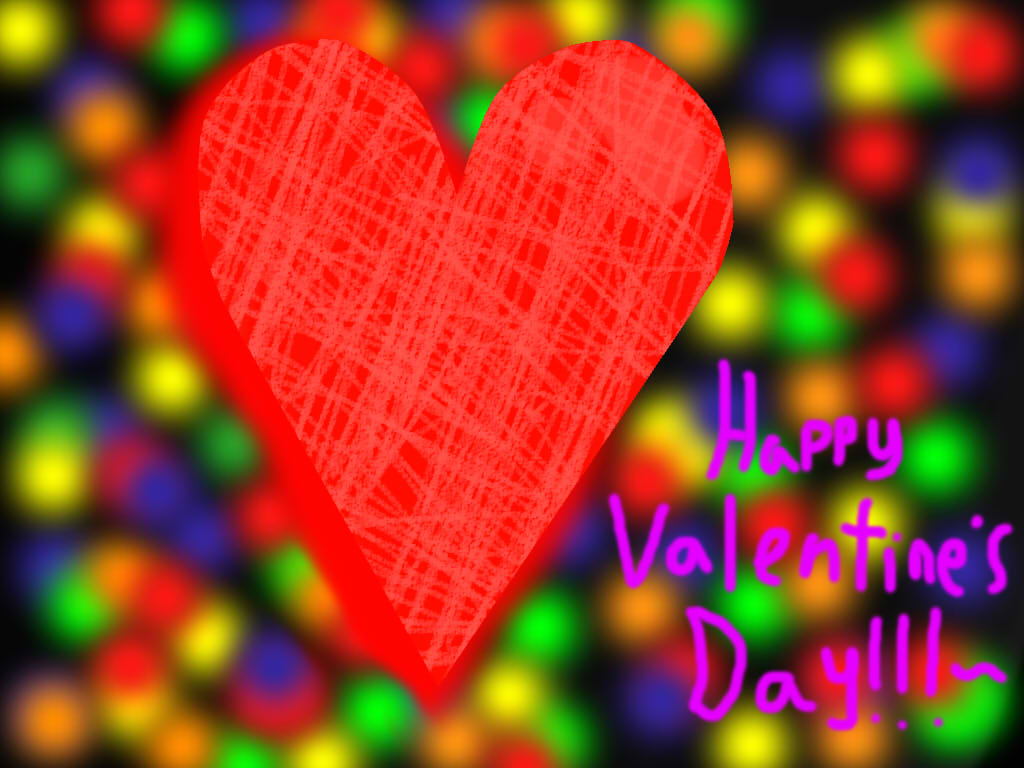 Happy Valentine's Day!!!~ by Annaley