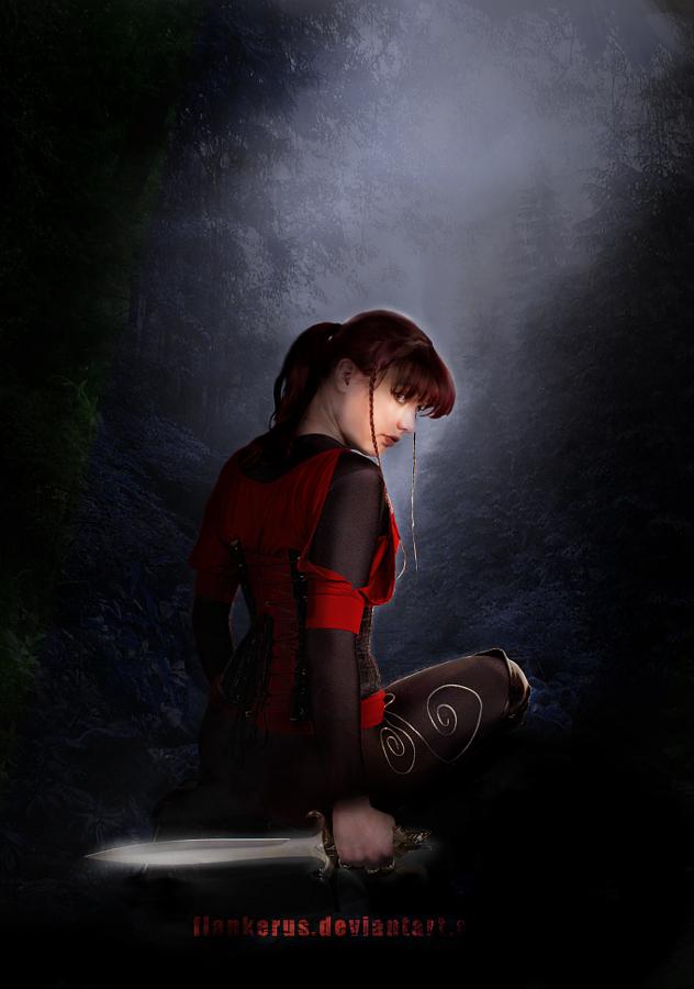 Night Hunter by flankerus