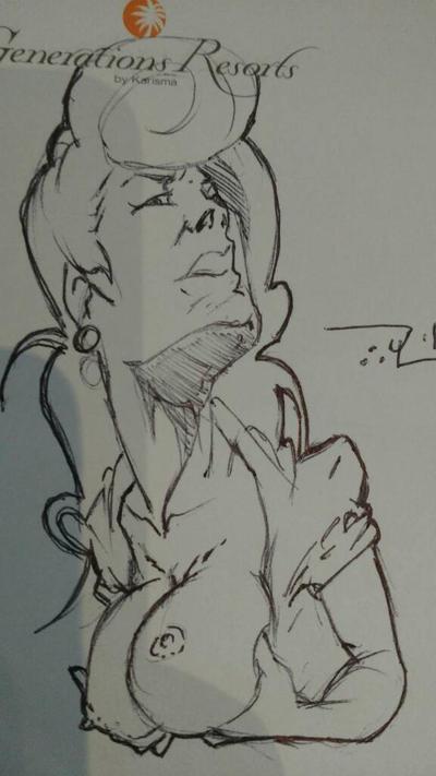 Working Sketch! by d3mian01