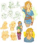 Link Sketch Dump