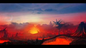 Volcano Outpost