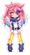 Pixel Ten-chan by Tenshi-MiharU