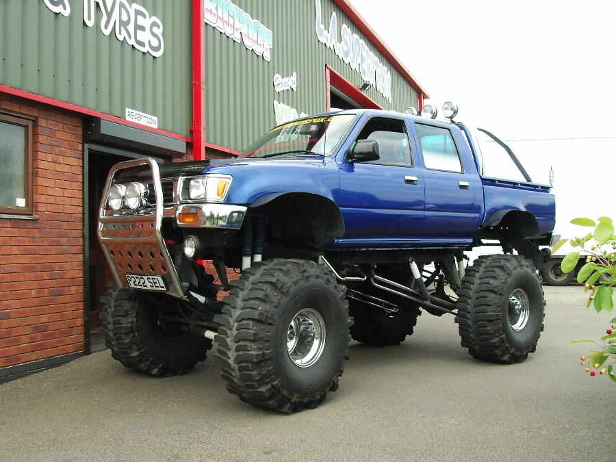 Hilux 4runner And Surf Thread Page 7 Australian 4wd