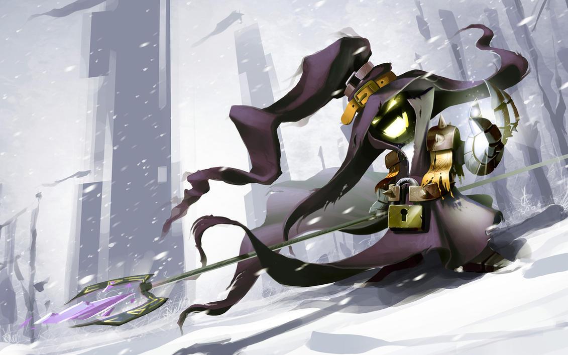 League of Legends - Veigar by Anarki3000