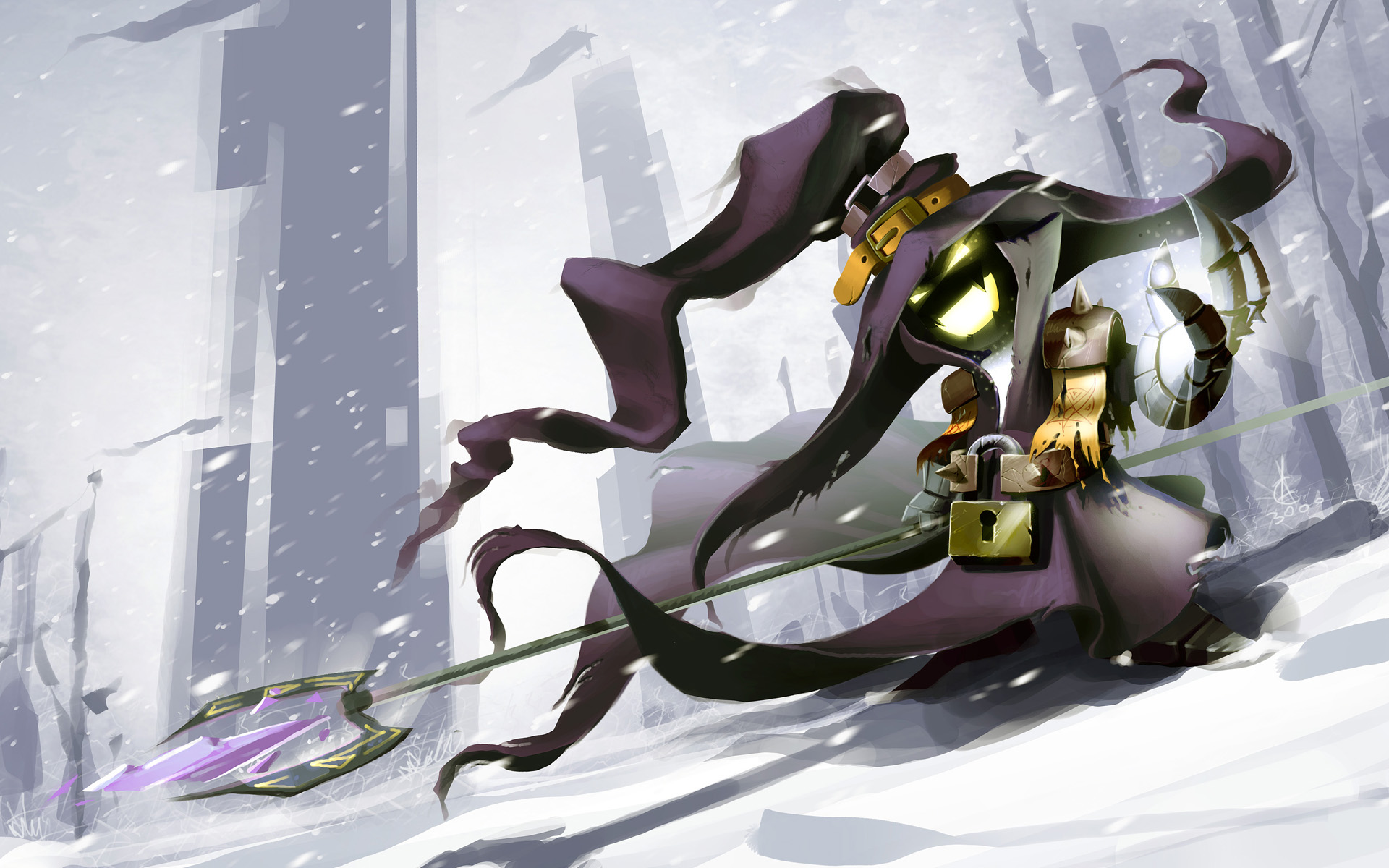 League of Legends - Veigar by Anarki3000