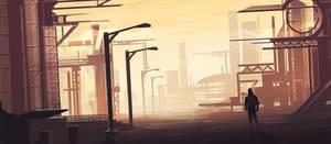 Environment Concept-Factories
