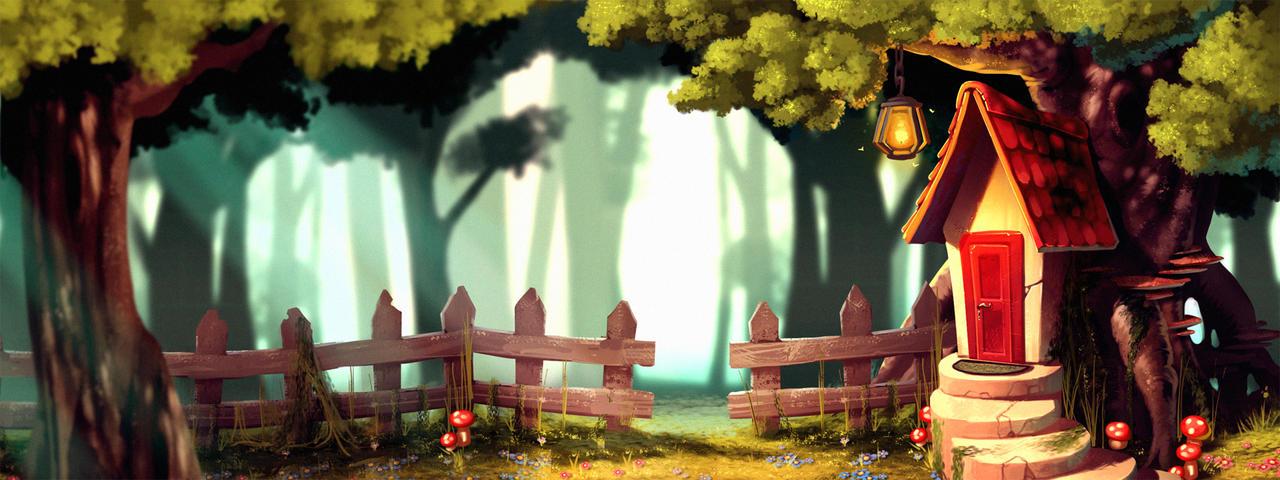 Treehouse by Anarki3000