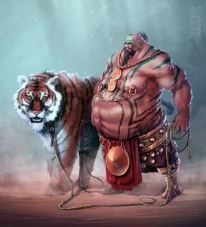 Tiger Master