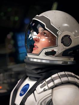 Interstellar - Dr. Amelia Brand