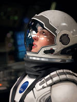 Interstellar - Dr. Amelia Brand by Anarki3000