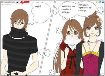 Manga p2 by intan33