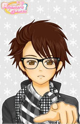 Manga Boy by intan33