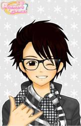 Manga Boy 2 by intan33