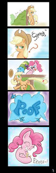 Applejack's Poison Joke Adventure Part 1