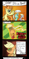Applejack's Poison Joke Adventure Part 3
