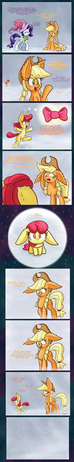 Daily Apple: Hearth's Warming Part 1