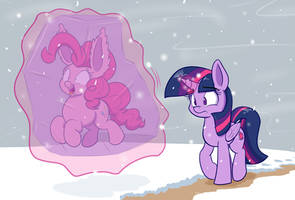 Frozen Ponk by Heir-of-Rick