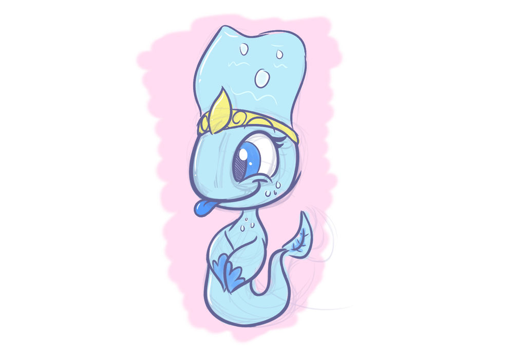 Kirby Fishy by Heir-of-Rick
