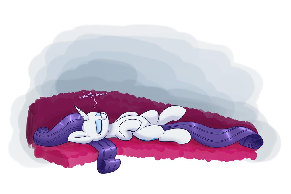 Let Sleeping Unicorns Lie by Heir-of-Rick