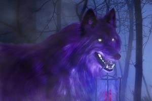 Peripatetic Beast by wolfgirl-121