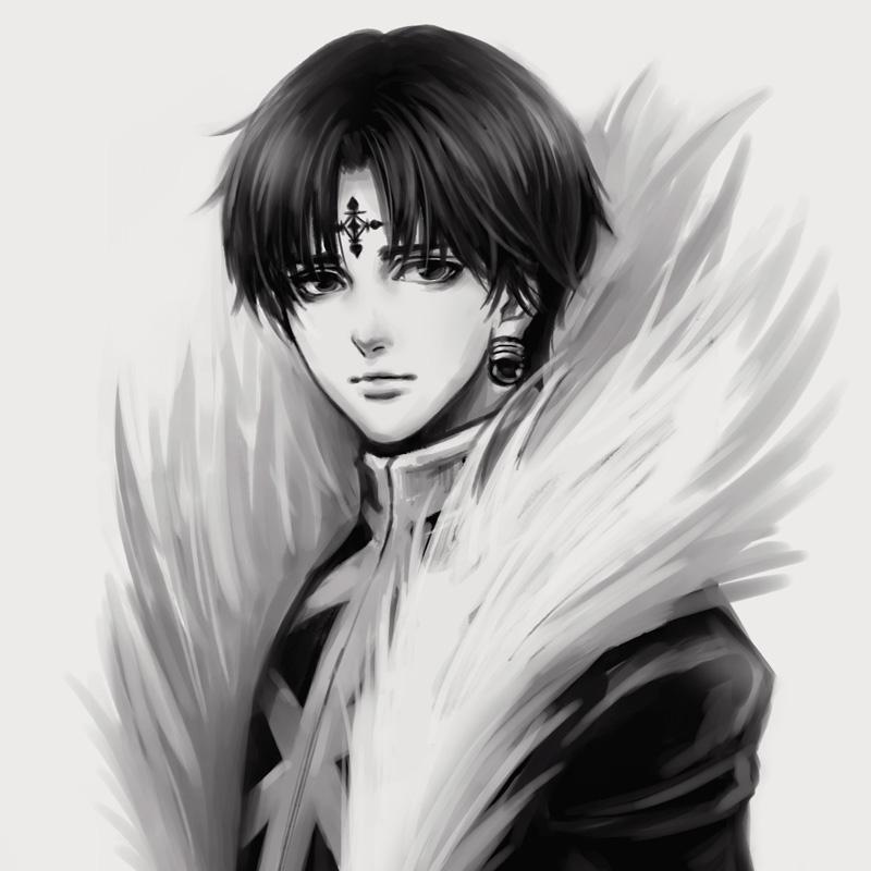 Kuroro Lucifer Hunter X Hunter By Dhax29 On Deviantart: Kuroro Lucifer Quoll Chrollo On Geneiryodanfans