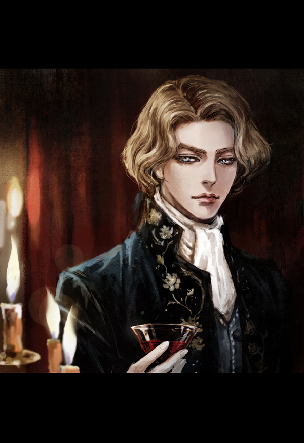 Interview With The Vampire Louis And Lestat The Vampire Lestat by ...