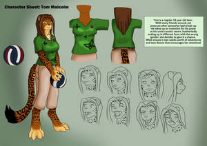 Request - Character Sheet for Tom