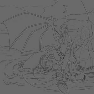 Keyword event: Mermaid Fruitbat