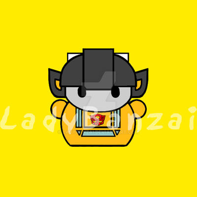 Sunstreaker by LadyBanzai