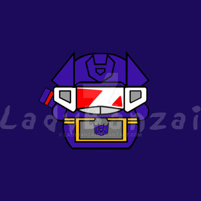 Soundwave by LadyBanzai