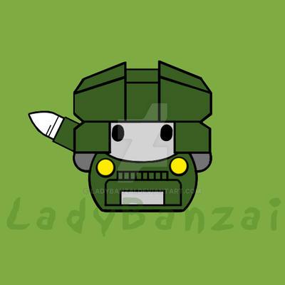 Hound by LadyBanzai