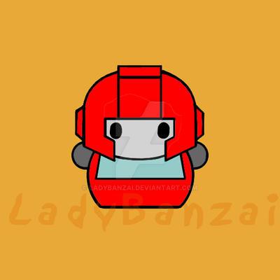 Ironhide by LadyBanzai