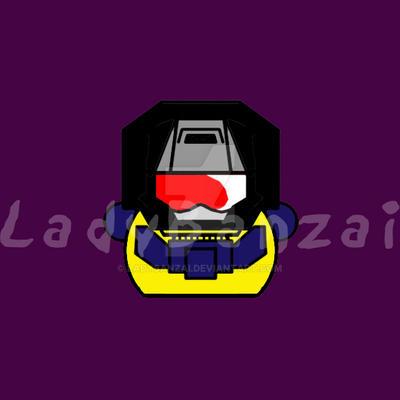 Devastator! by LadyBanzai