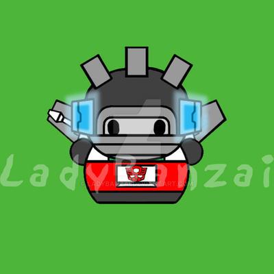 Wheeljack 2.0 by LadyBanzai