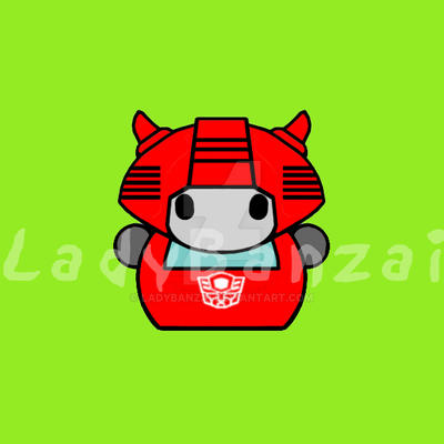 Cliffjumper 2.0 by LadyBanzai