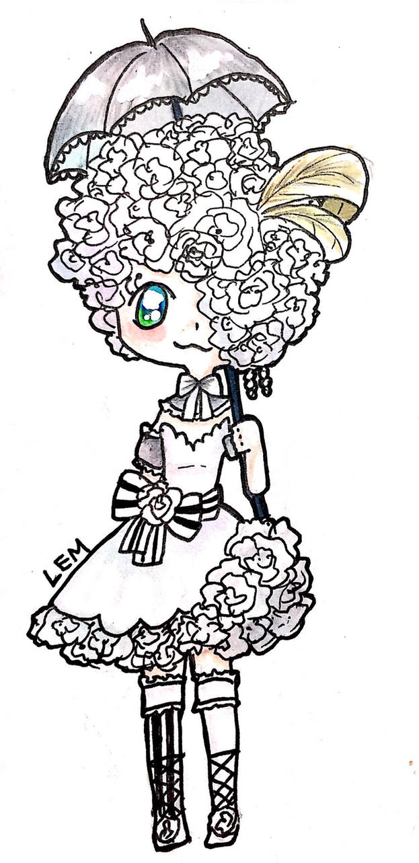 Fanart Doll ( Kuroshitsuji) by FuyuKami1908