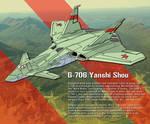 G-706 Yanshi Shou