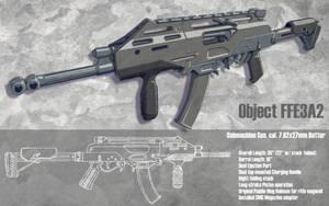 Object FFE3A2 by Hoborginc