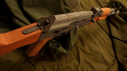 AK-74 Right Side by Hoborginc
